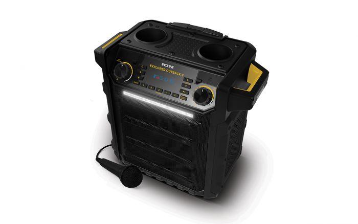 Bluetooth Water Resistant Speaker System