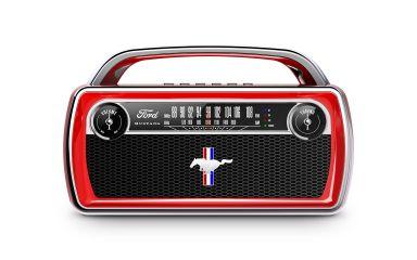 Mustang Stereo